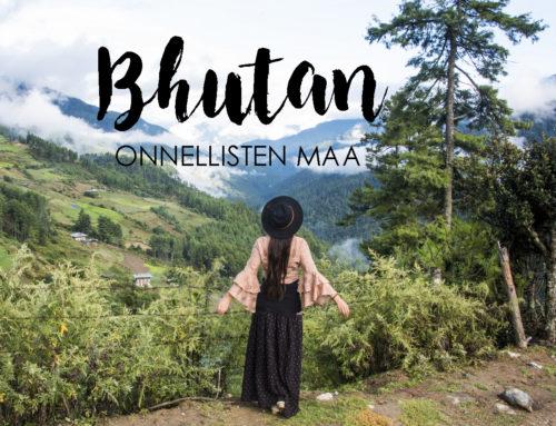 10 syytä miksi Bhutan on onnellisten maa