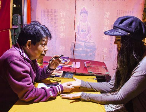 Uusivuosi Hongkongissa ja vierailu ennustajalla
