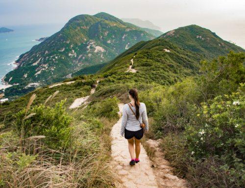 Dragon's Back Trail – Hongkongin upein lenkkipolku