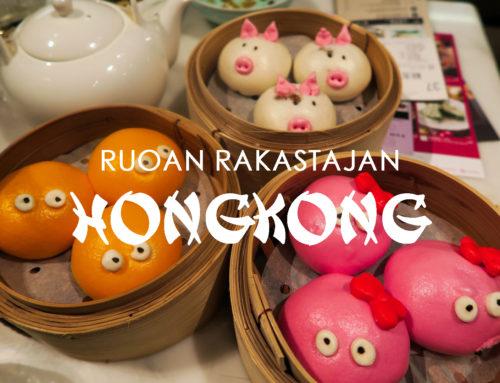 Vinkit ruoan rakastajan Hongkongiin