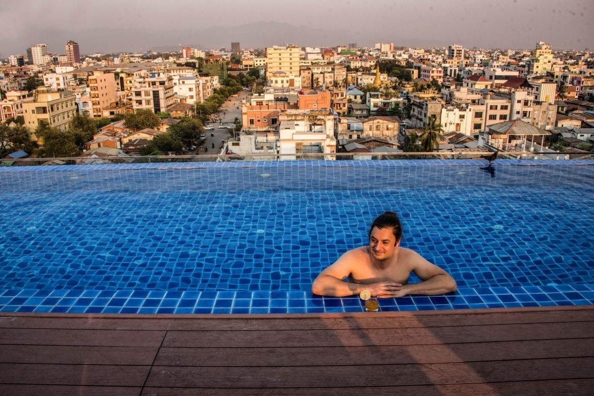 Mandalay hotellivinkki