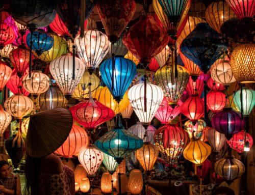 Lyhtyjen Hoi An on Vietnamin kaunein kaupunki