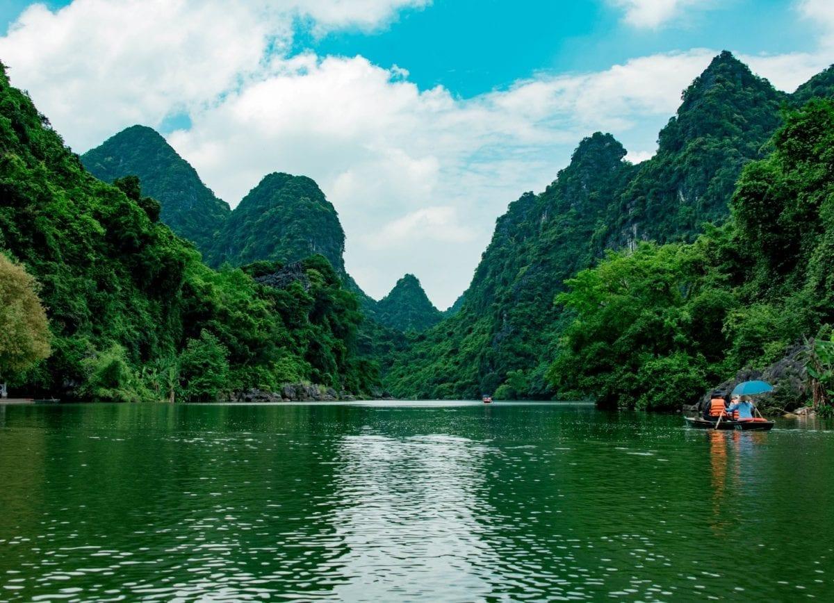 Ninh Binh kokemuksia
