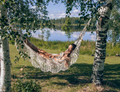 Hellekesä Suomessa ja ajatuksia paluumuutosta