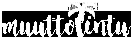 MUUTTOLINTU -matkablogi logo