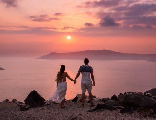 Kuukausi letkeää elämää Kreikan saarihyppelyllä