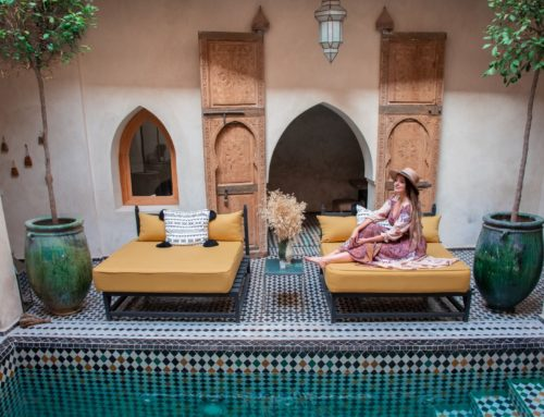 Tuhannen ja yhden yön taikaa Marokossa