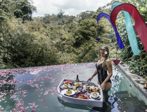 Unelmien villa Ubudin viidakossa