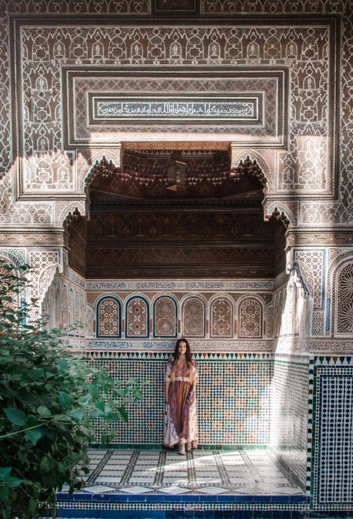 Marrakesh nahtavyydet