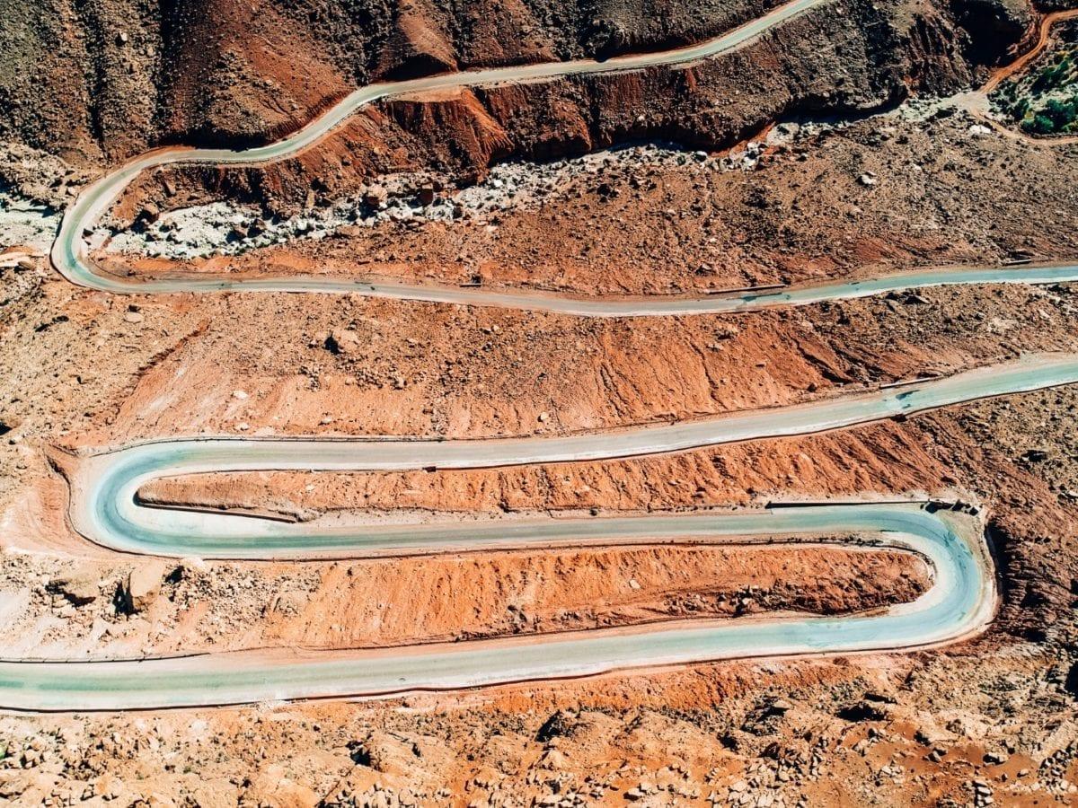 Tie Marrakeshista Saharaan