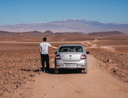 Autolla Marokossa – Vinkkejä ja kokemuksia