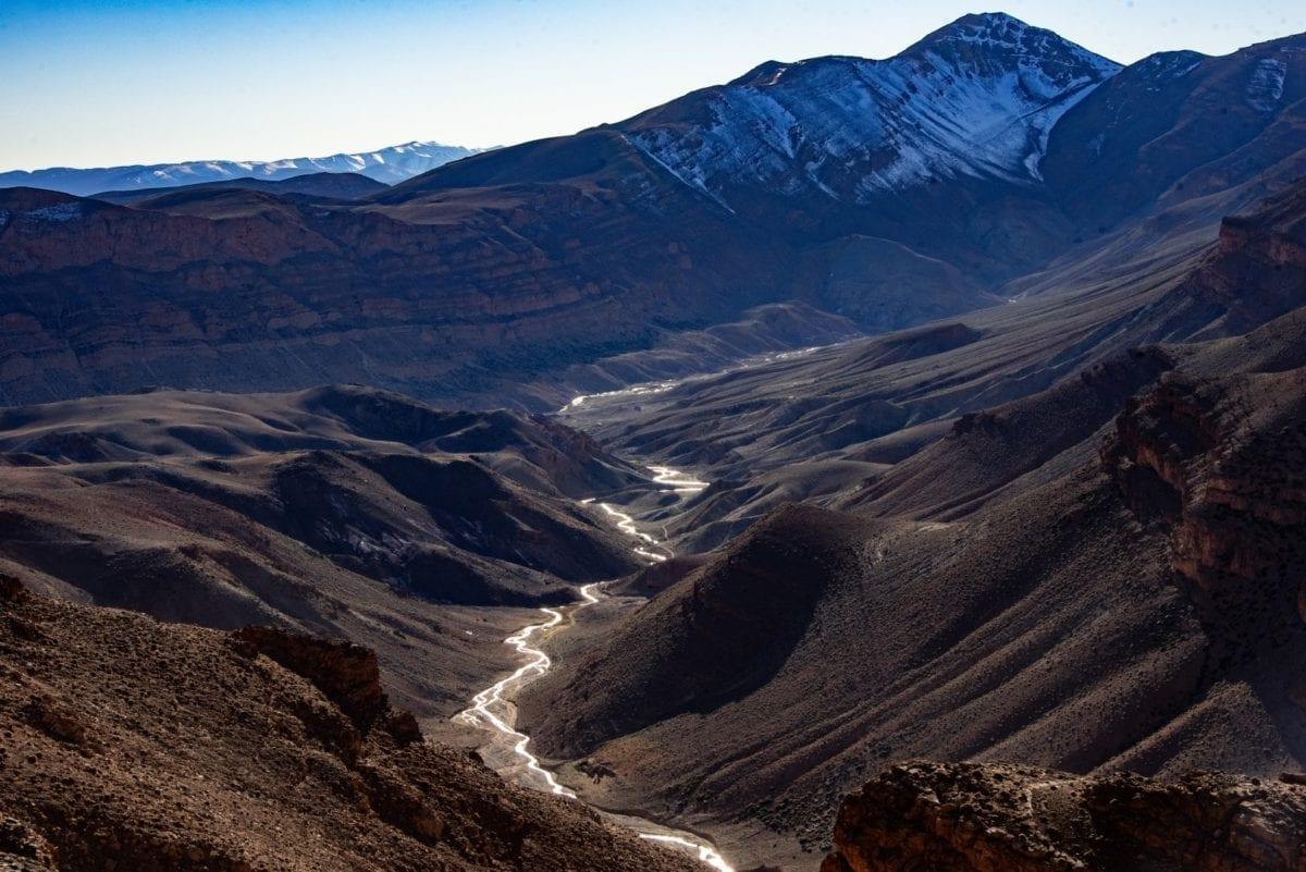 Marokon Atlasvuoret