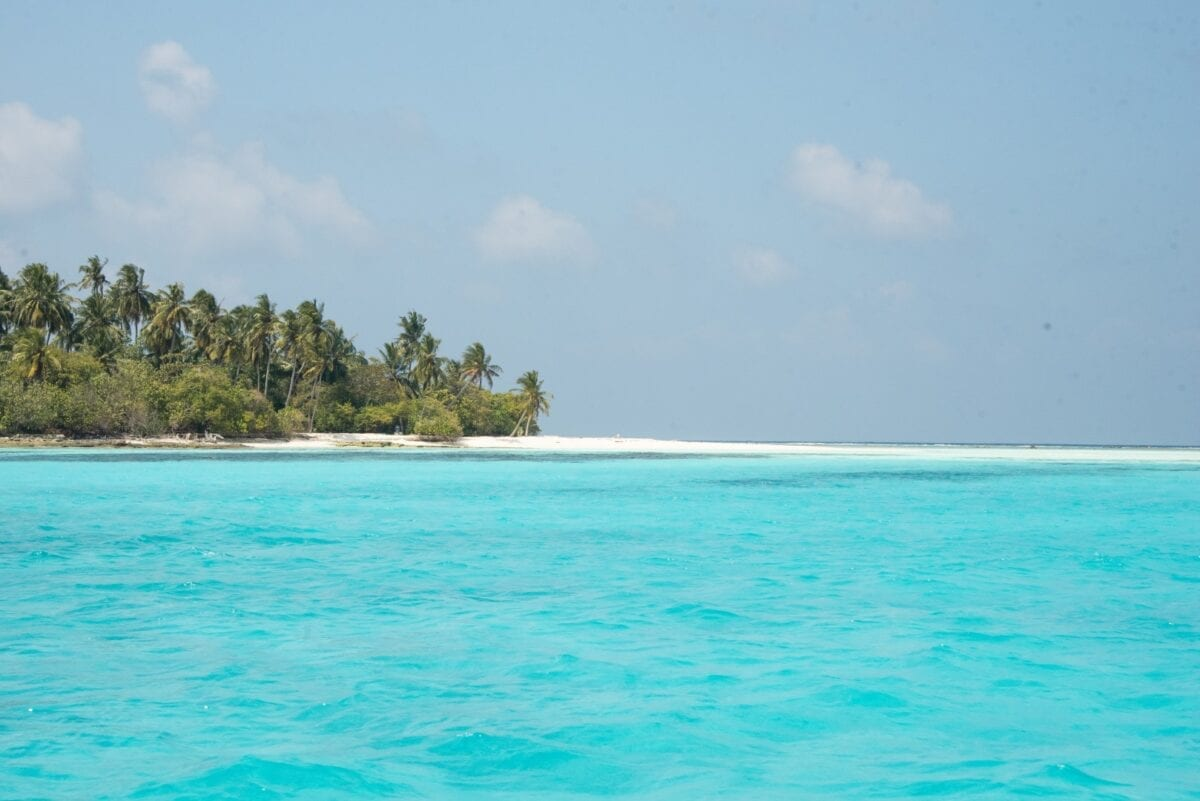 Malediivit paikallisten saaret